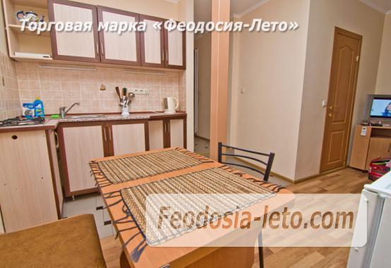 1 комнатный домик рядом с галереей Айвазовского в Феодосии на улице Русская - фотография № 3