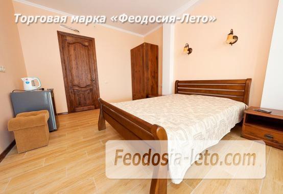 1 комнатный номер в Феодосии, Черноморская набережная, 1-Е - фотография № 1