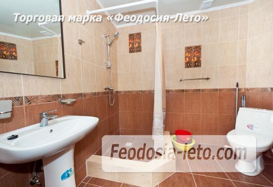 1 комнатный номер в Феодосии, Черноморская набережная, 1-Е - фотография № 2
