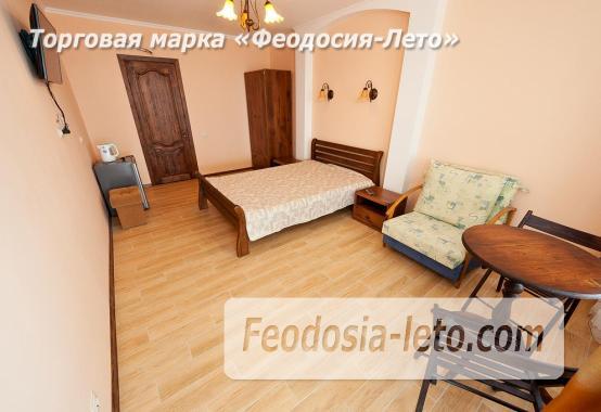 1 комнатный номер в Феодосии, Черноморская набережная, 1-Е - фотография № 3