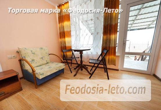 1 комнатный номер в Феодосии, Черноморская набережная, 1-Е - фотография № 6