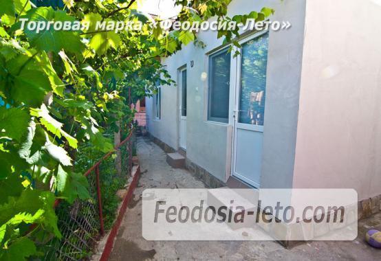 1 комнатный номер с кухней в Феодосии, 4 Степной проезд - фотография № 1