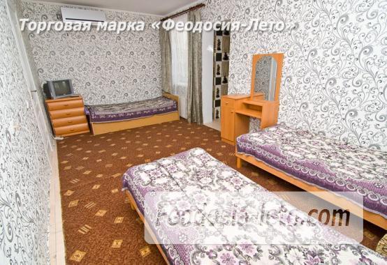 1 комнатный номер с кухней в Феодосии, 4 Степной проезд - фотография № 2