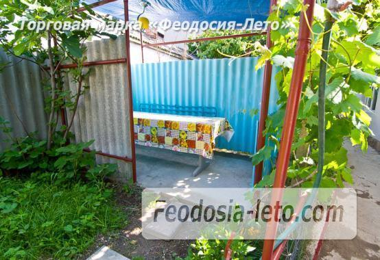 1 комнатный номер с кухней в Феодосии, 4 Степной проезд - фотография № 4