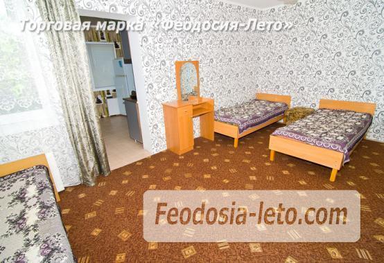 1 комнатный номер с кухней в Феодосии, 4 Степной проезд - фотография № 6