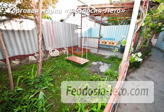 1 комнатный номер с кухней в Феодосии, 4 Степной проезд - фотография № 14