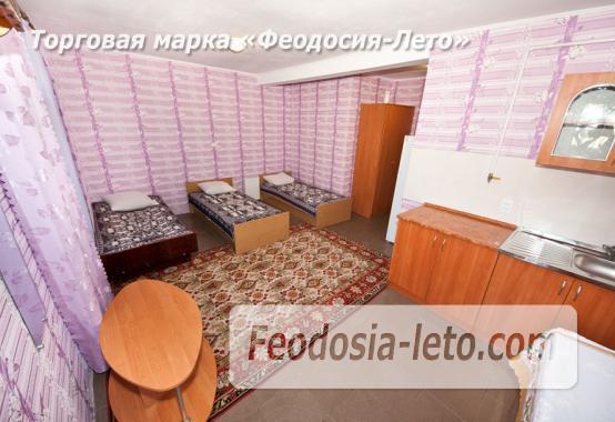 1 комнатный номер с кухней в Феодосии, 4 Степной проезд - фотография № 15