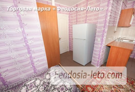 1 комнатный номер с кухней в Феодосии, 4 Степной проезд - фотография № 17