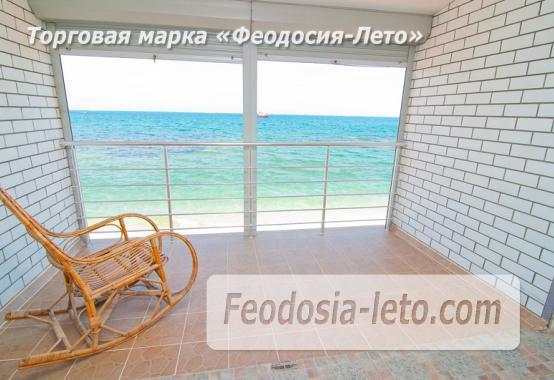 2-х этажный 3-х комнатный эллинг в Феодосии на Черноморской набережной - фотография № 1