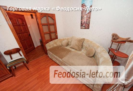2-комнатная квартира в Феодосии на Динамо, улица Федько, 20 - фотография № 10