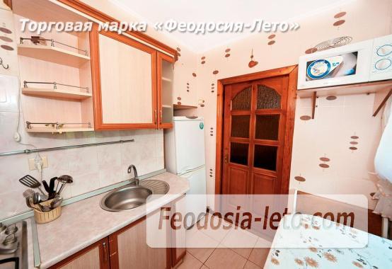 2-комнатная квартира в Феодосии на Динамо, улица Федько, 20 - фотография № 11