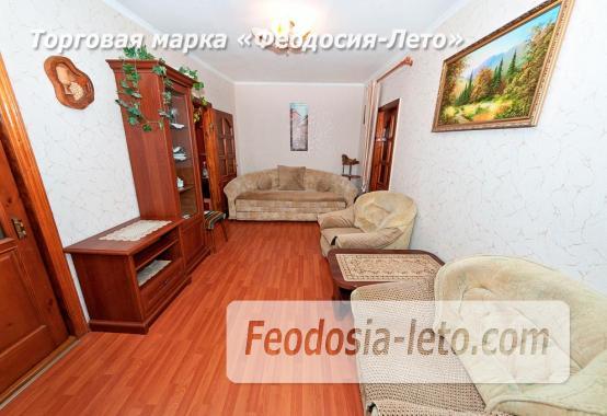 2-комнатная квартира в Феодосии на Динамо, улица Федько, 20 - фотография № 6