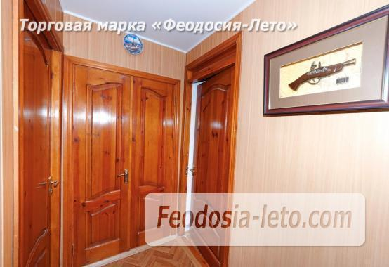 2-х комнатная квартира в городе Феодосия, бульвар Старшинова, 12 - фотография № 11