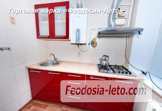 2-х комнатная квартира в городе Феодосия, бульвар Старшинова, 12 - фотография № 15
