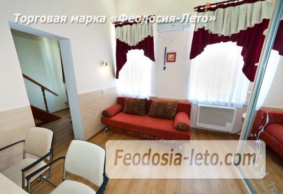 2-х комнатная квартира в Феодосии, улица Федько, 6 - фотография № 3