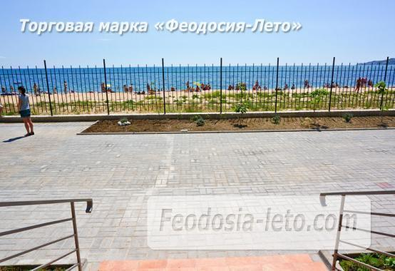 2-х комнатная квартира в Консоли на Черноморской набережной в г. Феодосия - фотография № 1