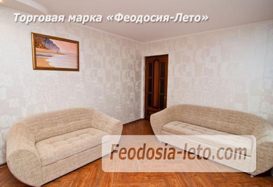 2-х комнатная великолепная квартира в Феодосии на улице Русская, 38 - фотография № 12
