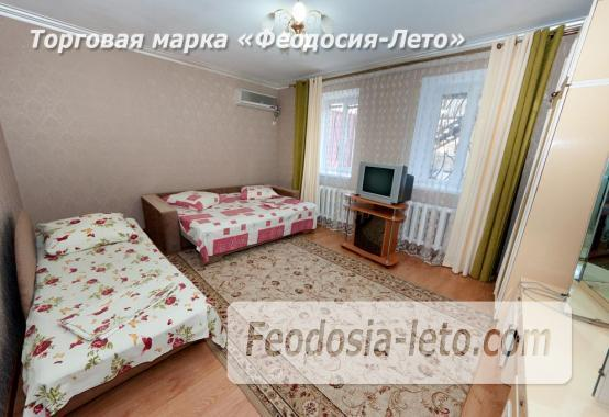 2-комнатный дом у моря в Феодосии, улица Чкалова - фотография № 1