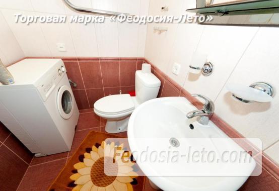 2-комнатный дом у моря в Феодосии, улица Чкалова - фотография № 10