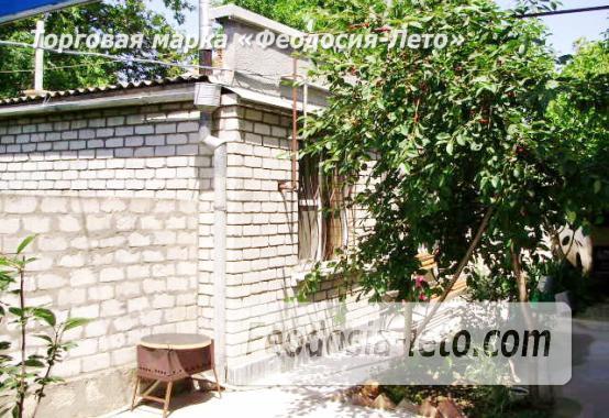 2-комнатный дом у моря в Феодосии, улица Чкалова - фотография № 11