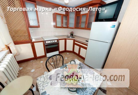2-комнатный дом у моря в Феодосии, улица Чкалова - фотография № 6