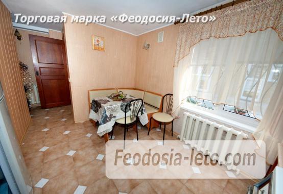 2-комнатный дом у моря в Феодосии, улица Чкалова - фотография № 8