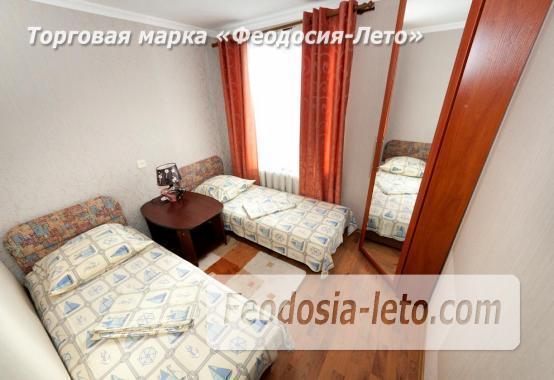 2-комнатный дом у моря в Феодосии, улица Чкалова - фотография № 3