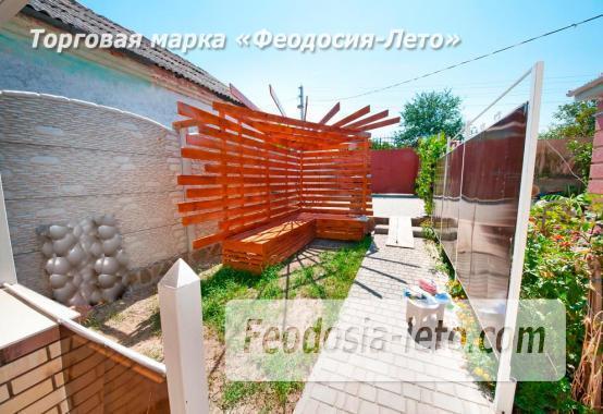 2-х комнатный дом в Феодосии по 3-му Профсоюзному проезду - фотография № 4