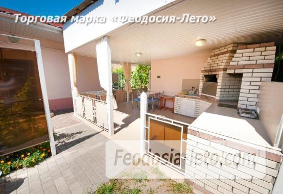 2-х комнатный дом в Феодосии по 3-му Профсоюзному проезду - фотография № 10
