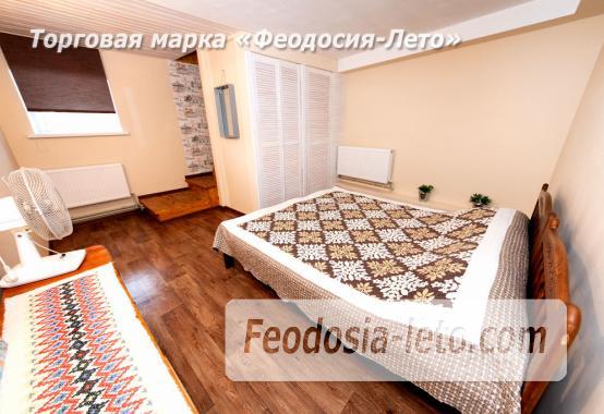 2-комнатная двухуровневая квартира у моря в центре города с парковкой в г. Феодосия - фотография № 5