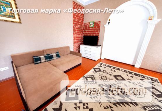 2-комнатная двухуровневая квартира с персональной парковкой в Феодосии - фотография № 18