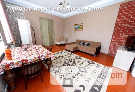 2-комнатная двухуровневая квартира с персональной парковкой в Феодосии - фотография № 2