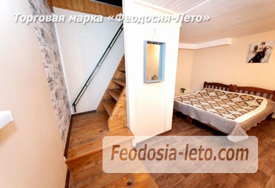 2-комнатная двухуровневая квартира с персональной парковкой в Феодосии - фотография № 4
