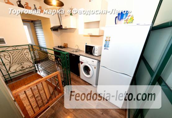 2-комнатная двухуровневая квартира у моря в центре города с парковкой в г. Феодосия - фотография № 3
