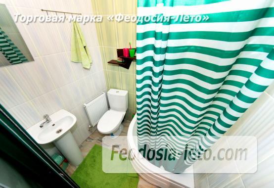 2-комнатная двухуровневая квартира с персональной парковкой в Феодосии - фотография № 12