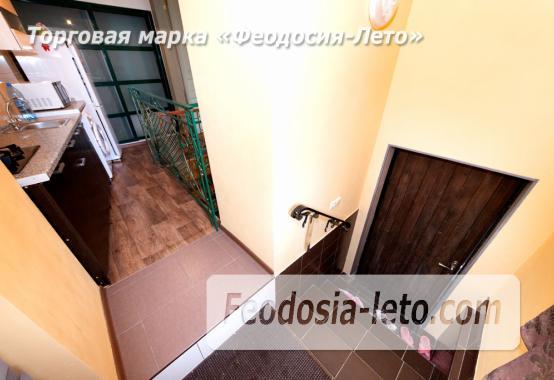 2-комнатная двухуровневая квартира с персональной парковкой в Феодосии - фотография № 13