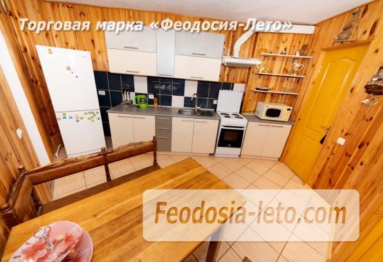 Феодосия квартира на бульваре Старшинова, 14 - фотография № 9