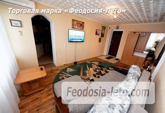 Феодосия квартира на бульваре Старшинова, 14 - фотография № 16
