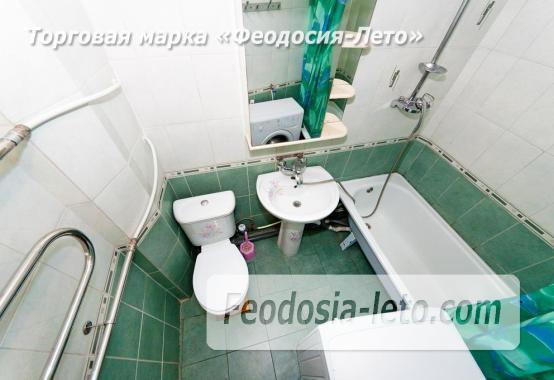 2-комнатная квартира в городе Феодосия, бульвар Старшинова, 10 - фотография № 15