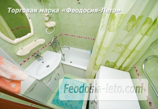 2-комнатная квартира на Золотом пляже в г. Феодосия, улица Дружбы, 39 - фотография № 11
