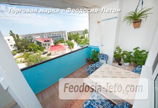 2-комнатная квартира на Золотом пляже в г. Феодосия, улица Дружбы, 39 - фотография № 12