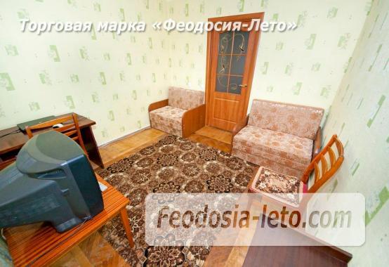 2-комнатная квартира на Золотом пляже в г. Феодосия, улица Дружбы, 39 - фотография № 3