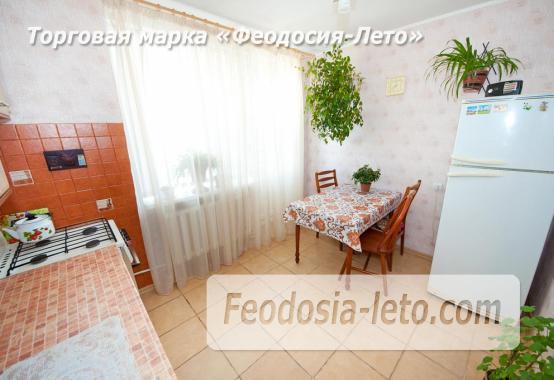 2-комнатная квартира на Золотом пляже в г. Феодосия, улица Дружбы, 39 - фотография № 7
