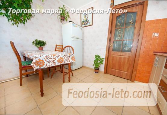 2-комнатная квартира на Золотом пляже в г. Феодосия, улица Дружбы, 39 - фотография № 9