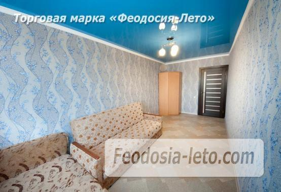 Крым Феодосия, улица Крымская, 7. 2-комнатная квартира - фотография № 6