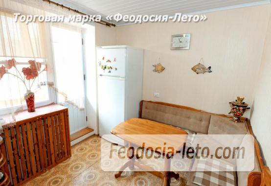 2-комнатная квартира у моря в Феодосии, переулок Шаумяна, 1 - фотография № 10