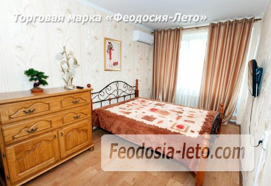 2-комнатная квартира у моря в Феодосии, переулок Шаумяна, 1 - фотография № 15