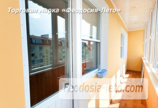 2-комнатная квартира у моря в Феодосии, переулок Шаумяна, 1 - фотография № 5