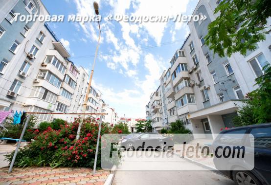 Квартира в Феодосии  в жилом комплексе Консоль, Адмиральский бульвар, 7-Д - фотография № 9