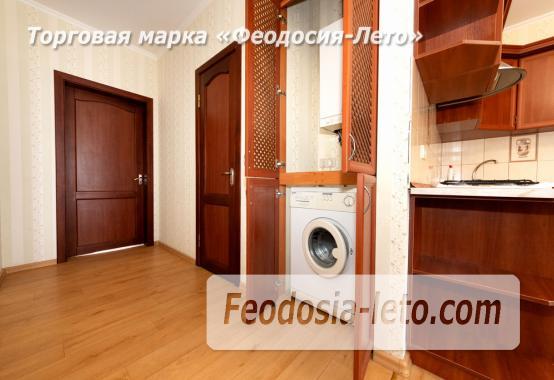 Квартира в Феодосии  в жилом комплексе Консоль, Адмиральский бульвар, 7-Д - фотография № 3